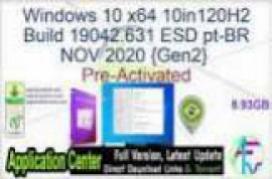 Windows 10 21H1 Ultra lite pt-BR x64 Fev 2021