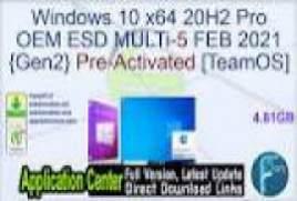 Windows 10 X64 20H2 Pro 3in1 OEM ESD pt-BR JAN 2021 {Gen2}